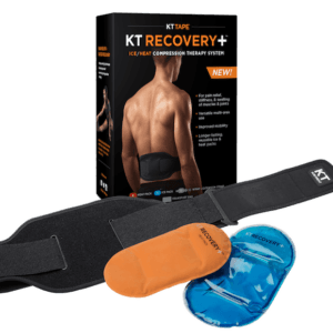 kt recovery+ ice heat compression